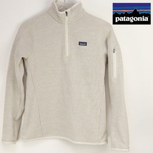 Patagonia Women's Better Sweater 1/4-Zip Fleece Sm